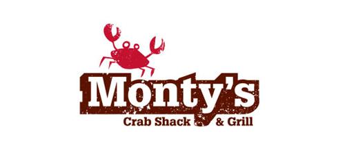 Monty's Crab Shack logo