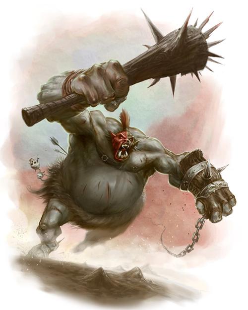 orc rage warrior