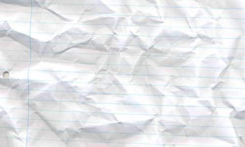 Lined Paper Stock