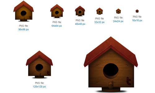 Twitt House Icon