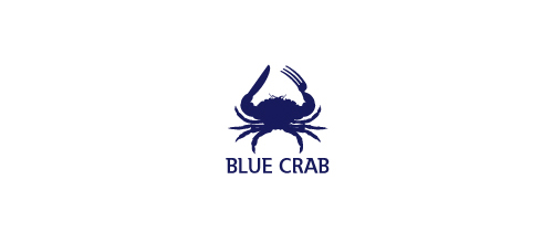 BLUE CRAB logo