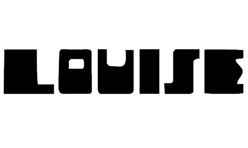 DK Louise font