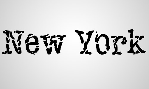 new york punk free cracked font