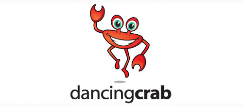 Dancing Crab logo
