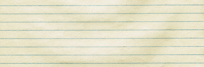 30 Sets of Free High Quality Lined Paper Texture