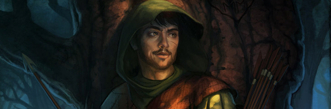 A Collection of Robin Hood Artworks