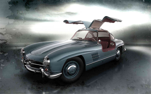Making Of 'Mercedes-Benz 300SL (1955)'