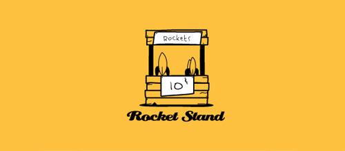 Rocket Stand logo
