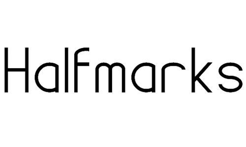 halfmarks font