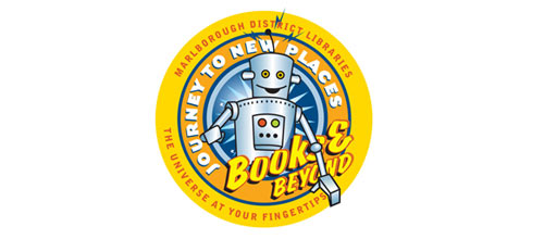 Books and Beyond Reader Robot logo