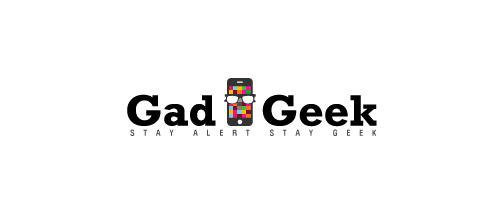 Gad Geek logo