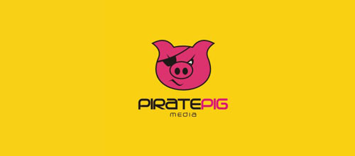 PiratePig logo