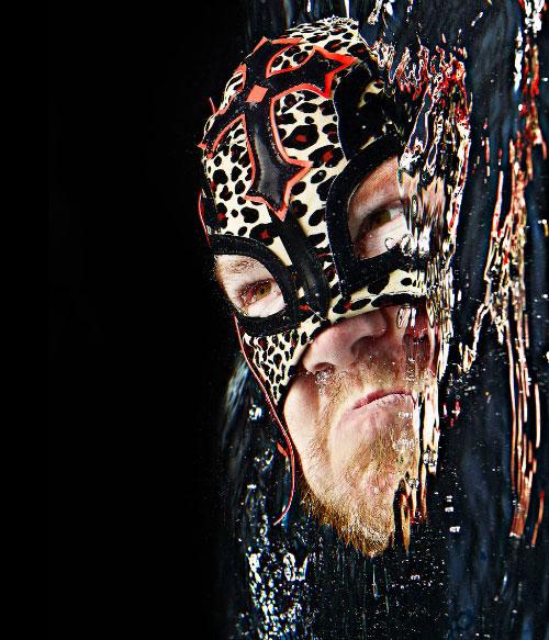 Masked Head