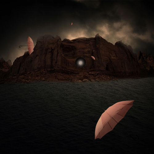 Create a conceptual surreal photo-manipulation (Part 1)