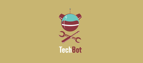 TechBot logo