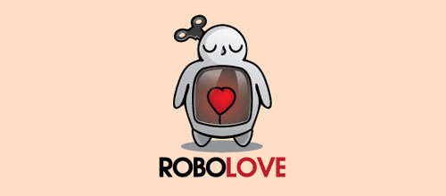 RoboLove logo