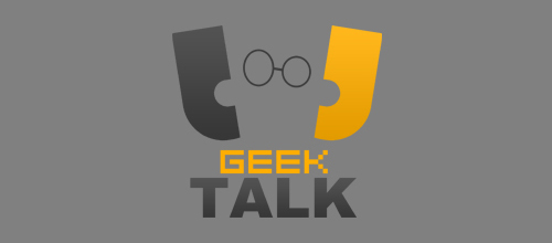 Geek Talk logo