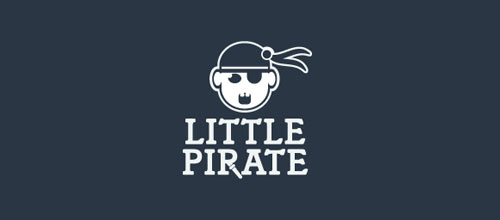 LITTLE PIRATE logo