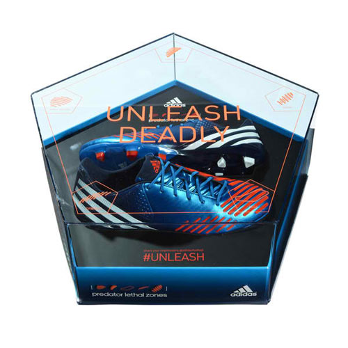 Adidas Predator Unleash Deadly Box