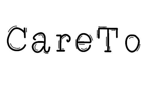 CareToDance font