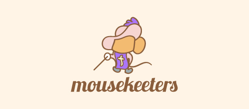Mousekeeters logo