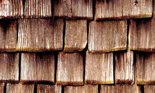 Bavarian roof texture