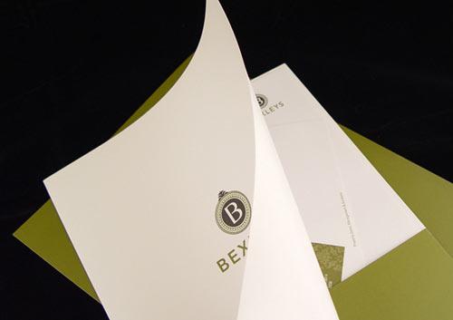 Bexleys Real Estate Brand Identity