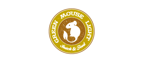 Green Mouse Light logo