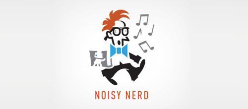Noisy Nerd logo