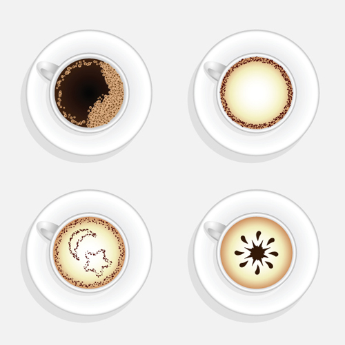 Quick Tip: How To Create a Cup Of Coffee in Top View