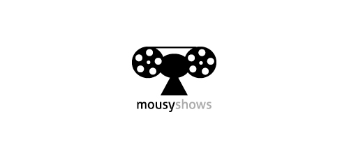 mousyshows logo