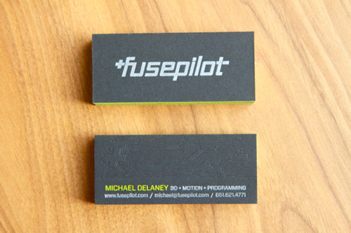 fusepilot Business Card