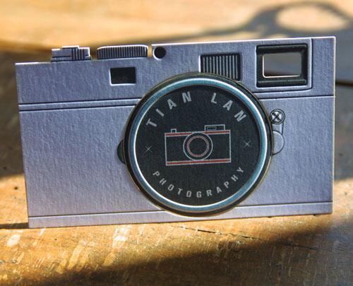 Business Card for: Tian Lan Photography