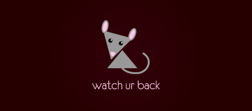 watch ur back logo