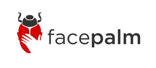 facepalm v.1 logo
