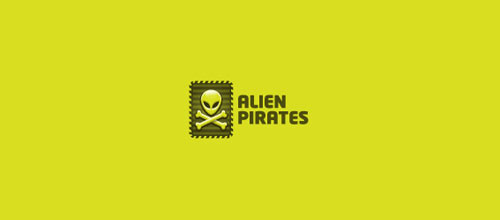 Alien Pirates logo