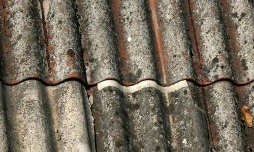 Hot tin roof texture