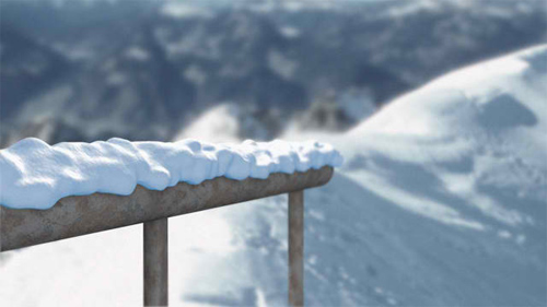 Making Realistic Snow In 3ds Max Without Plugins