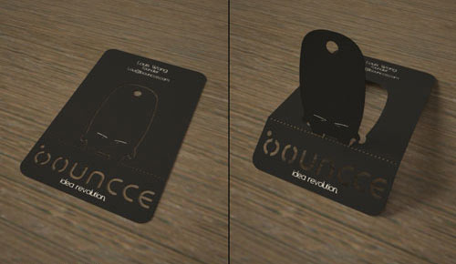 Business Card for: Bouncce