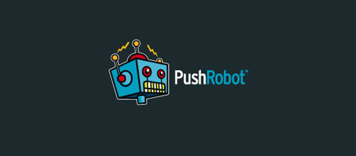 PushRobot logo