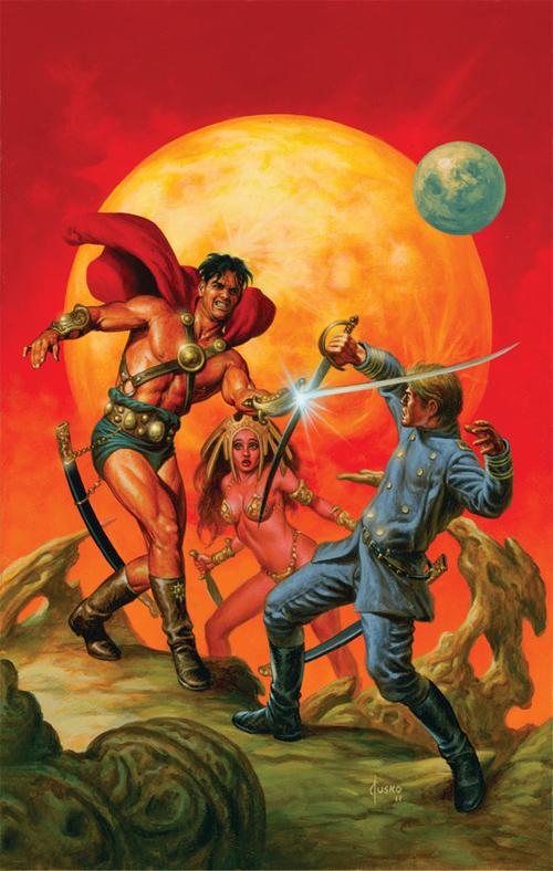 warriors of mars no