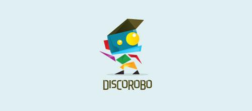 DiscoRobo logo