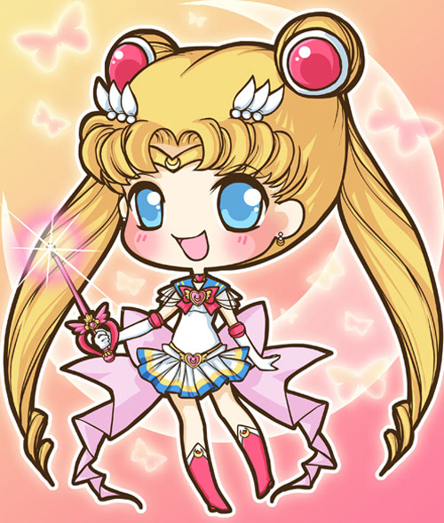 cm super sailor moon