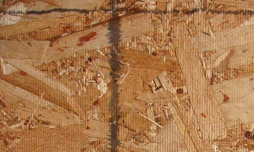 sunlit plywood texture