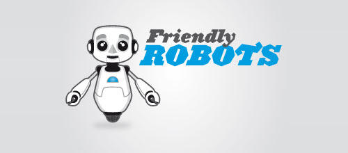 Friendly Robots logo