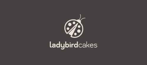 Ladybird Cakes logo