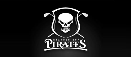 Ryander Cup Pirates logo