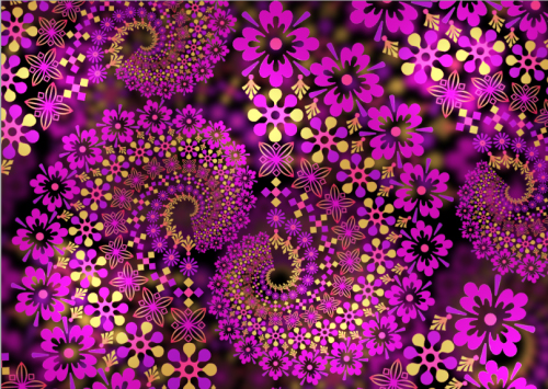 How to Create Your Own Fractal-Style Design Using Photoshop