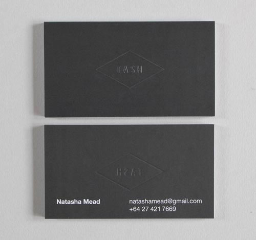 Business Card for: Natasha Mead