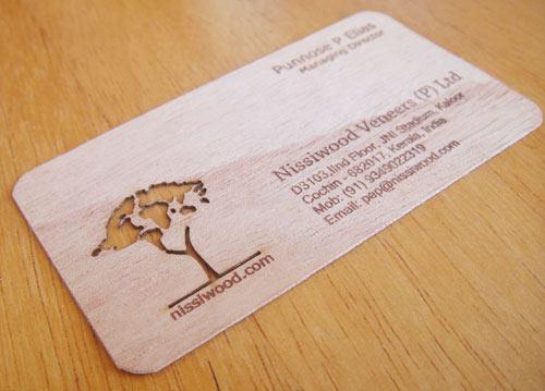 Business Card for: Nissiwood Veneers